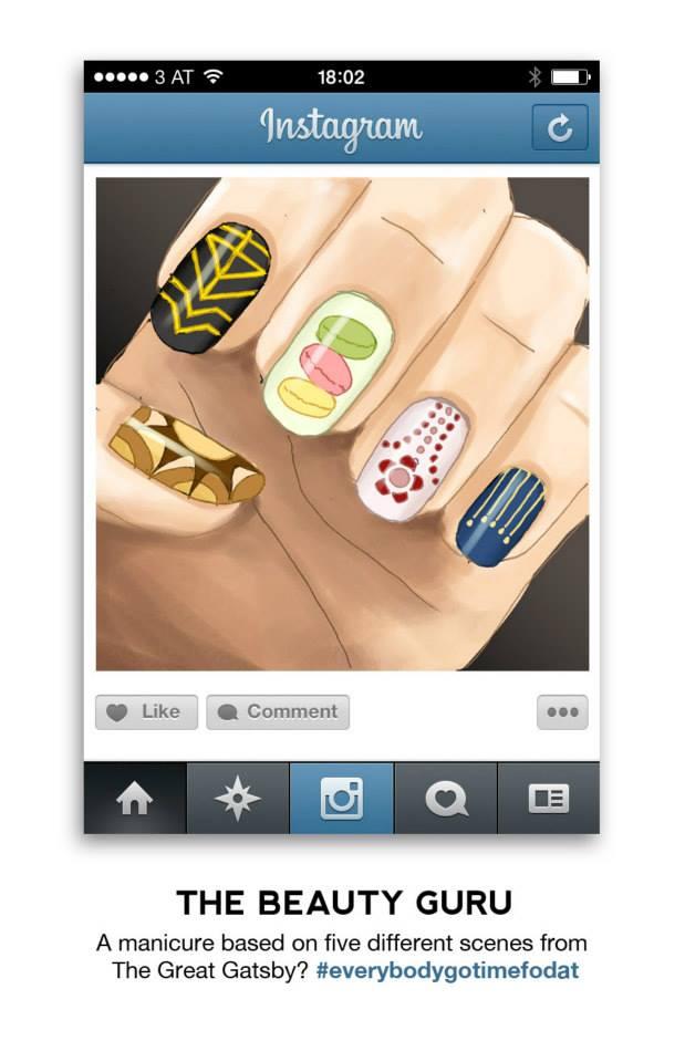 12 Common Instagram Photos by Joanna Zhou