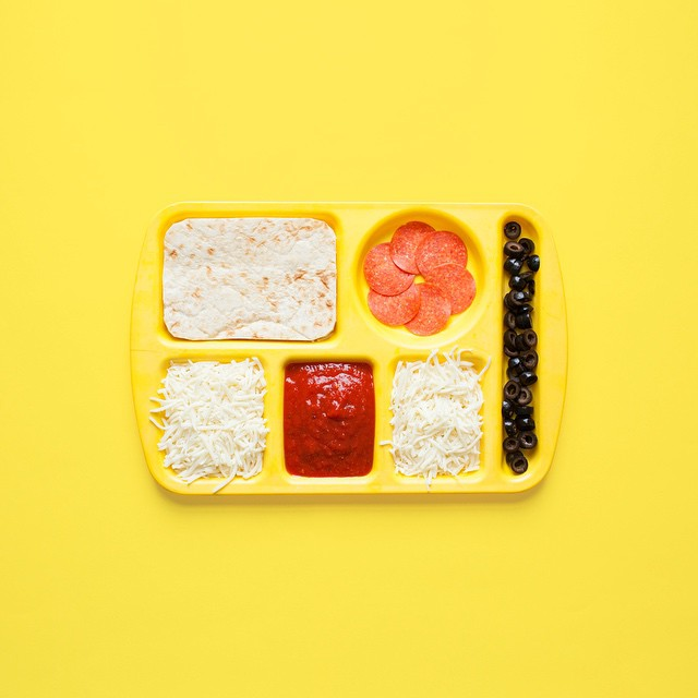 Popular Sandwiches Broken Down Into Their Component Parts