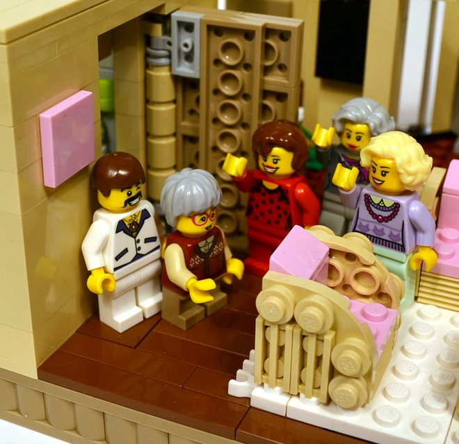LEGO Golden Girls