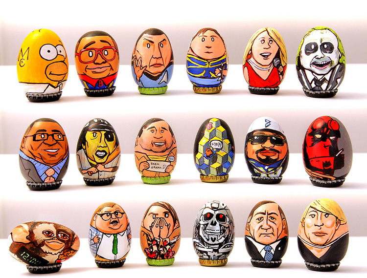 Awesome East Egg Art