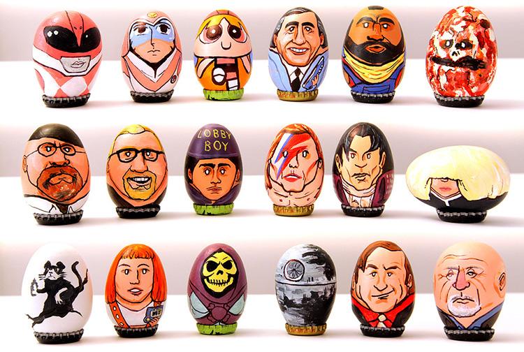 Awesome East Egg Art