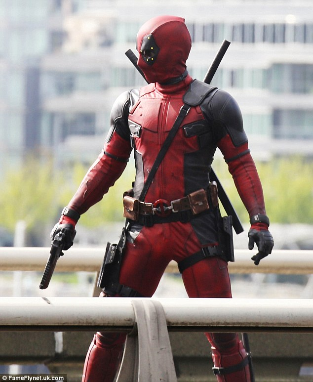 When Is The New Deadpool Movie Coming Out