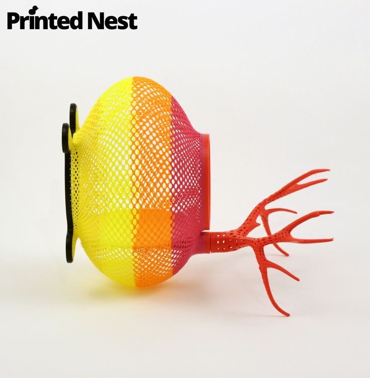 3D-Printed Bird Feeder by Printednest