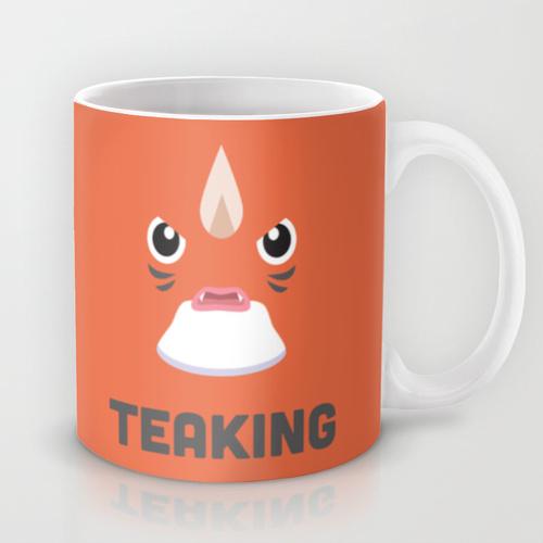 Seaking Mug