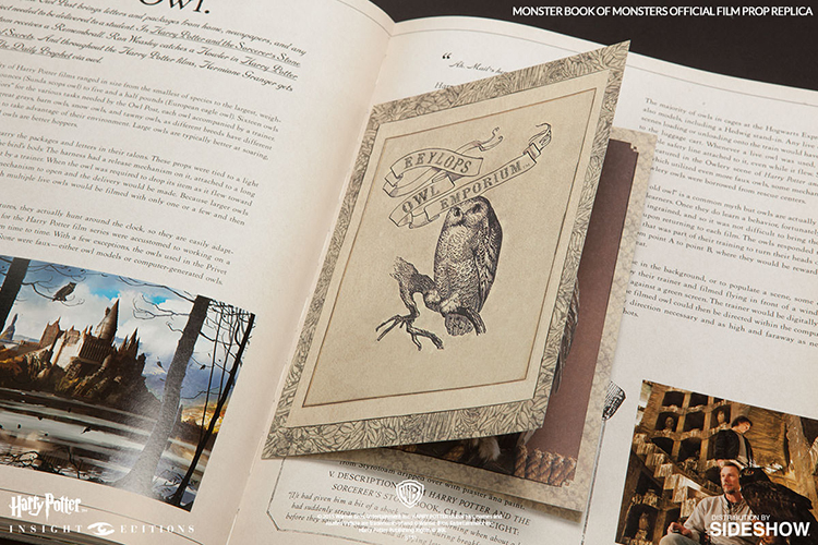 The Monster Book of Monsters