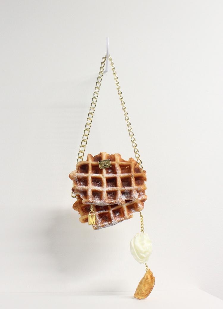 Belgian Moschino Waffles