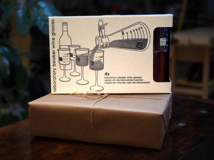 Box of Beakers