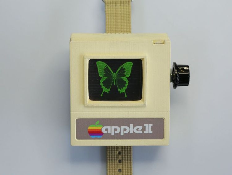Apple II Watch Wearable