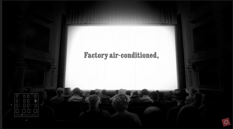 Factory Air Conditioned