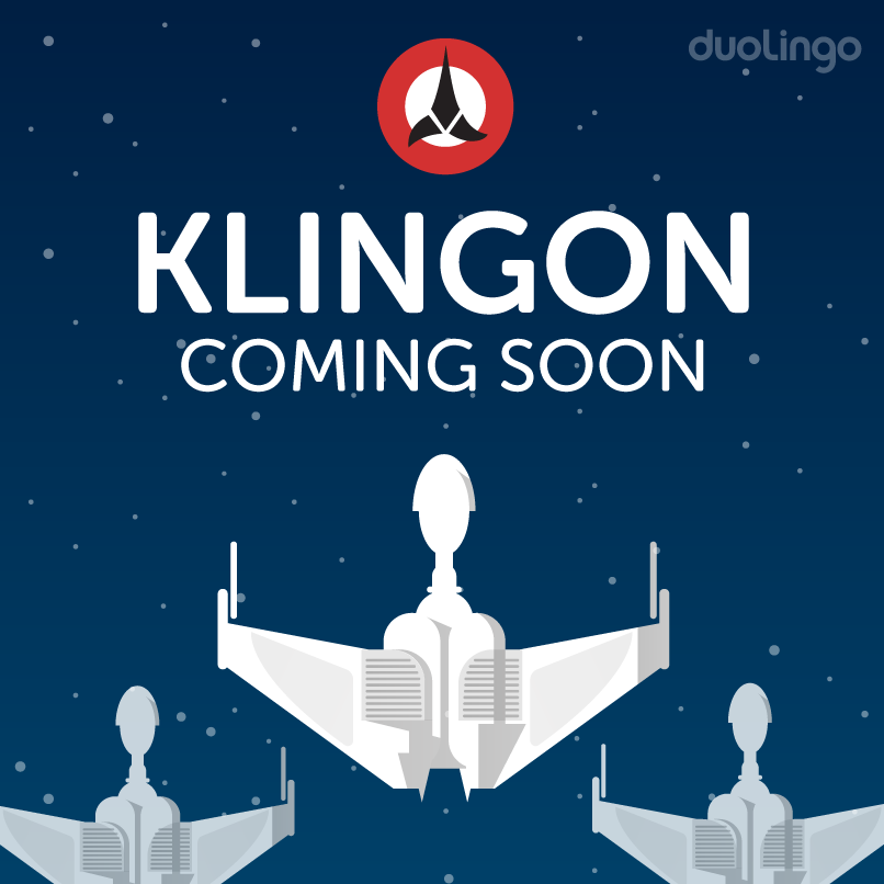 Language-Learning App Duolingo to Offer a Course in Klingon for English Speakers in the Near Future