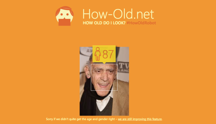 How Old Do I Look? Abe Vigoda