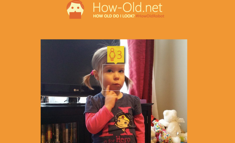 How Old Do I Look? Two-year-old