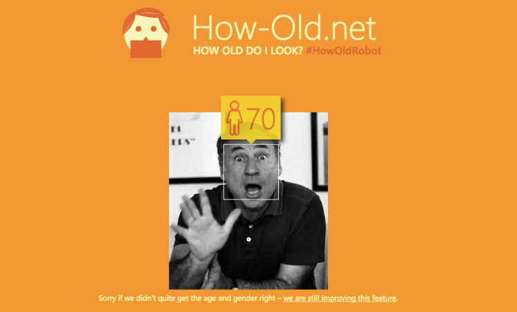 How Old Do I Look? Mel Brooks