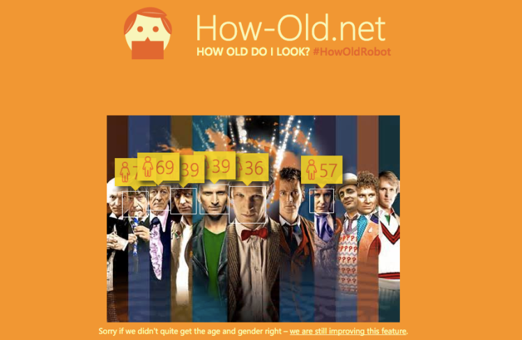 How Old Do I Look? The 11 Doctors