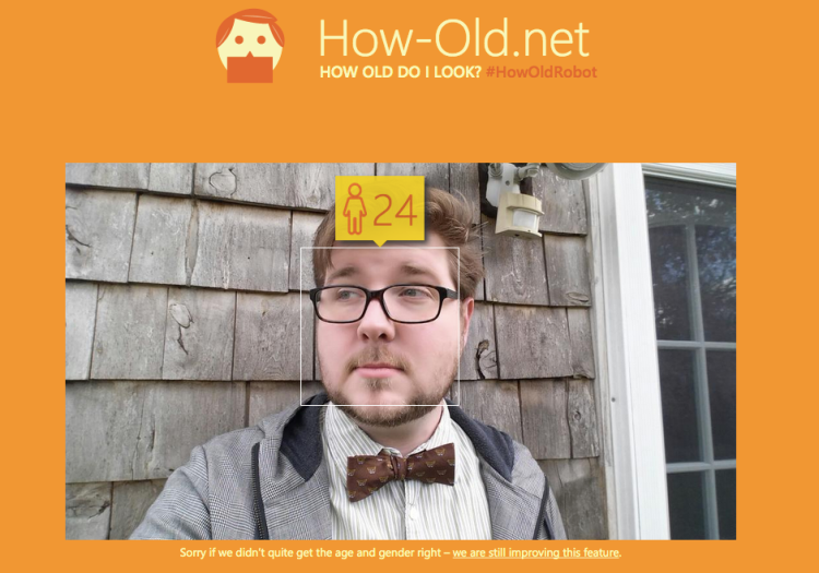 How Old Do I Look? Glen Tickle