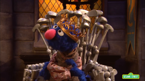Sesame Street Game of Chairs