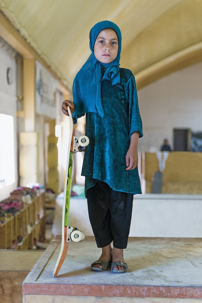 Skate Girls of Kabul by Jessica Fulford-Dobson