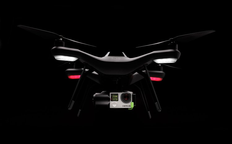 3D Robotics Solo Aerial Camera Drone