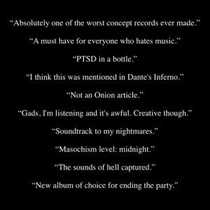 Soundtrack Reviews