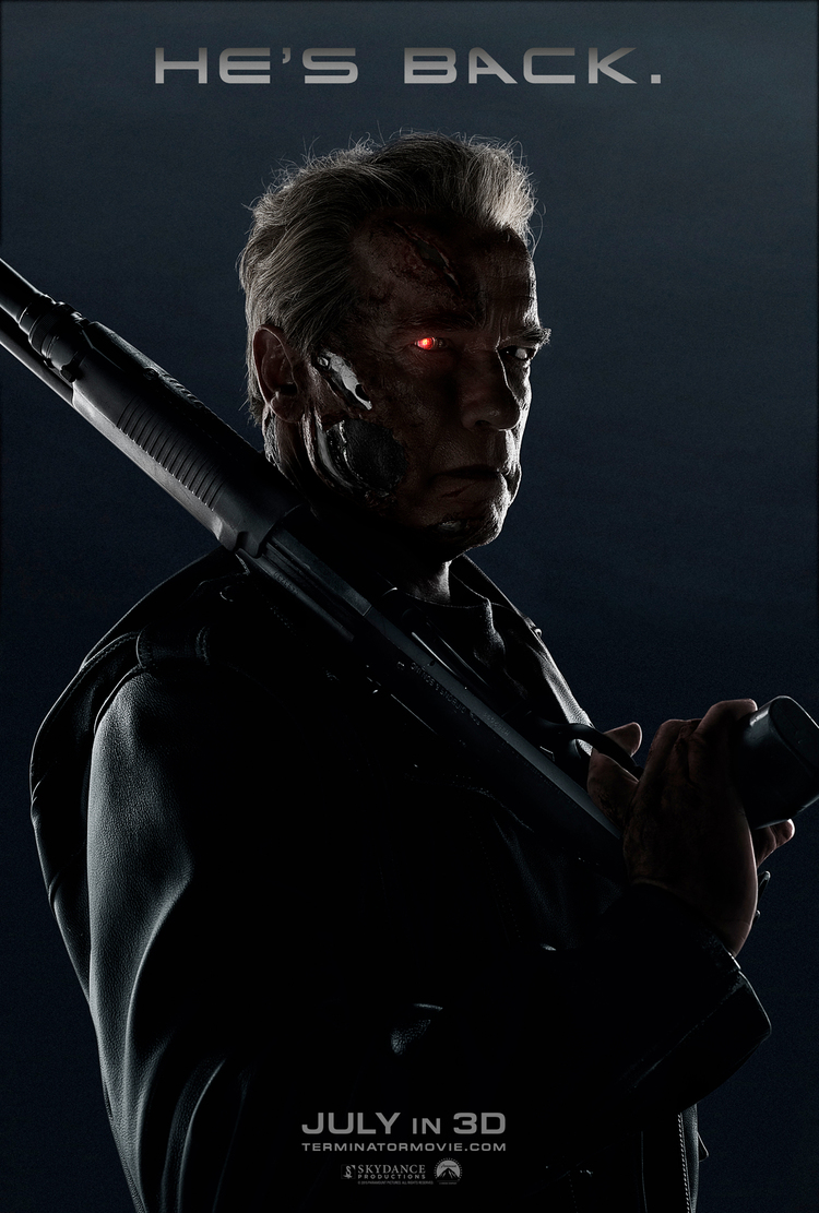 Arnold Schwarzenegger Is Back in an Explosive and Plot Twist-Filled Second Trailer for 'Terminator Genisys'