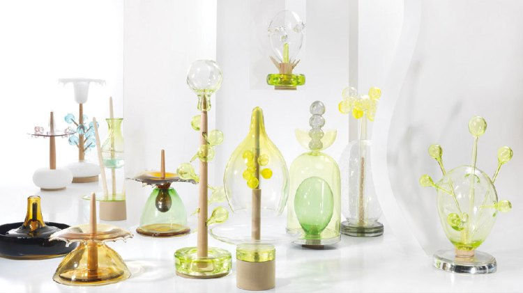 Glass Calendar by Hubert le Gall