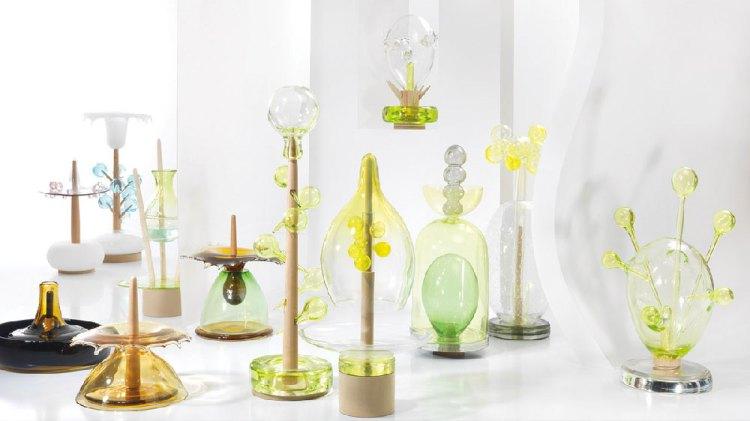 Glass Calendar by Hubert le Gall