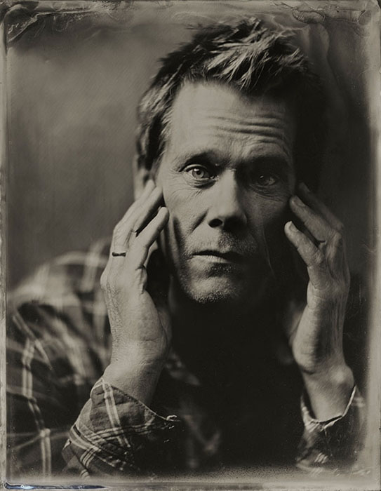 Photographer Creates Tintype Portraits of Celebrities at the Sundance Film Festival