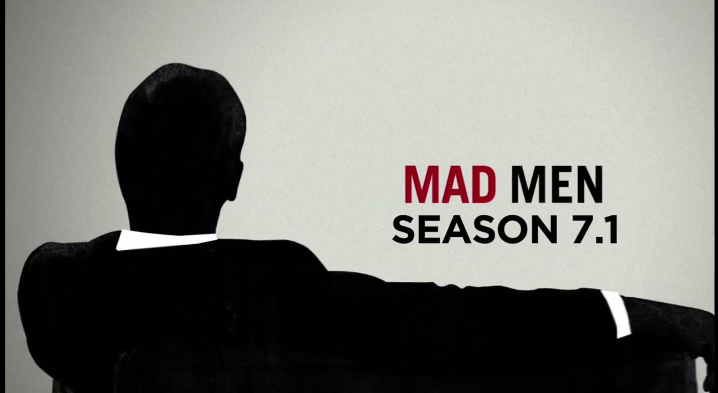 Second half of mad men season 7