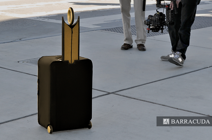 Barracuda Collapsible Carry-On Luggage