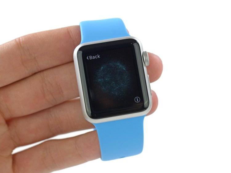 iFixit Apple Watch
