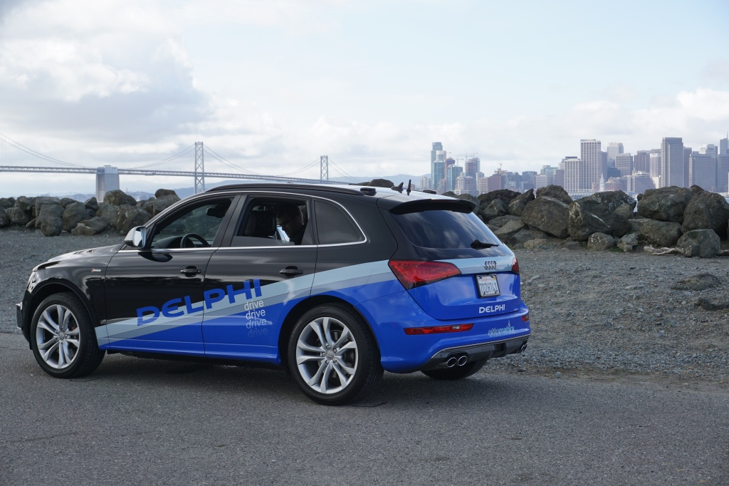 An Autonomous Car Successfully Completes a 3,400-Mile Trip Across the United States in Nine Days