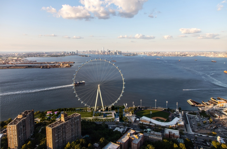 New York Ferris Wheel