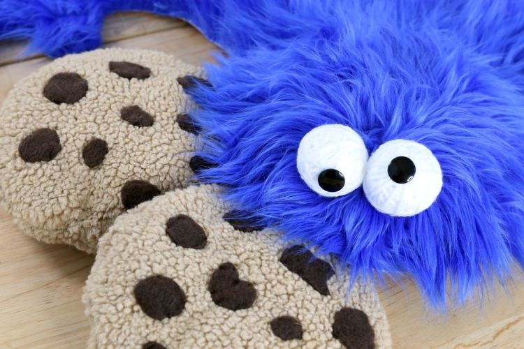 cookie monster rug 2