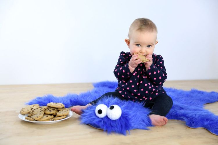 cookie monster rug 3