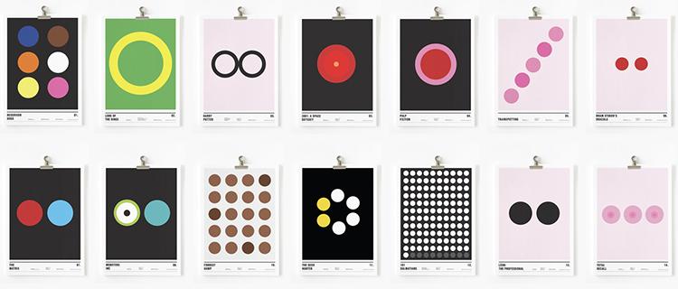 Minimalist Film Posters by Nicholas Barclay