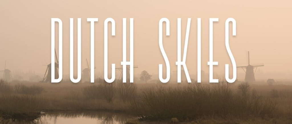 'Dutch Skies', A Gorgeous Time-Lapse of the Varying Landscapes of The Netherlands Countryside
