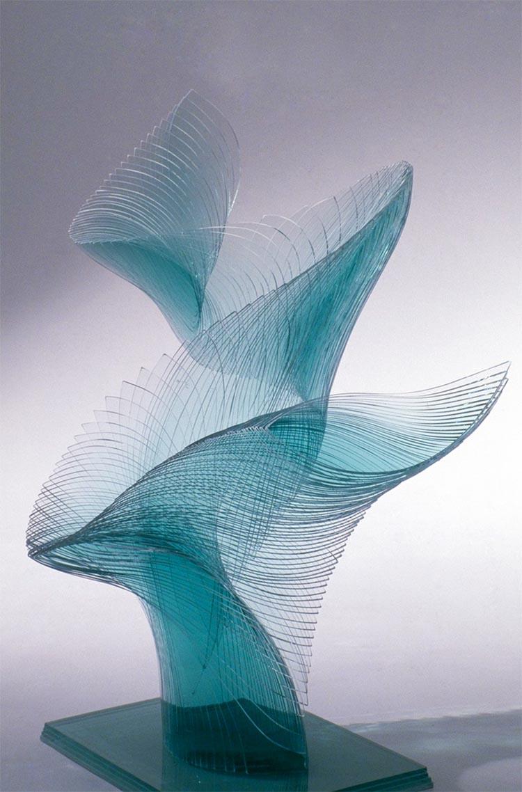 Glass Sculptures by Niyoko Ikuta