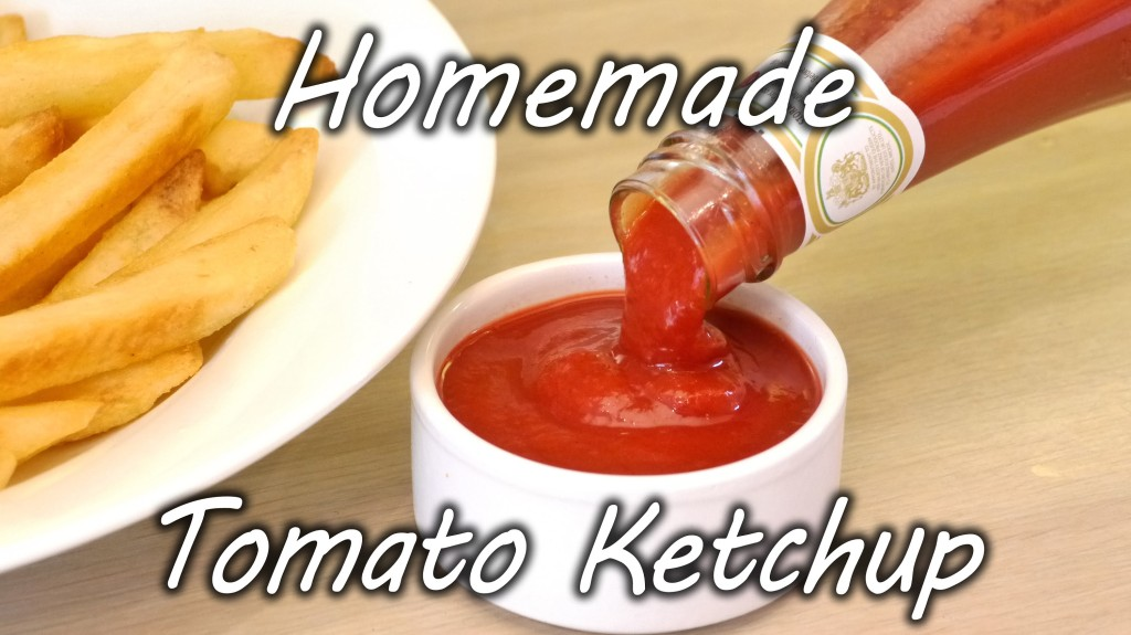How to Quickly Make Homemade Ketchup With Tomato Paste