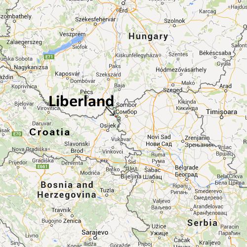 Liberland Micronation