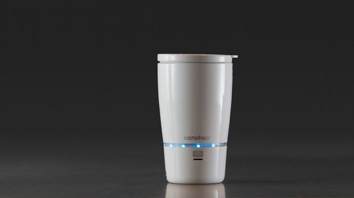 Nano Heated Mug