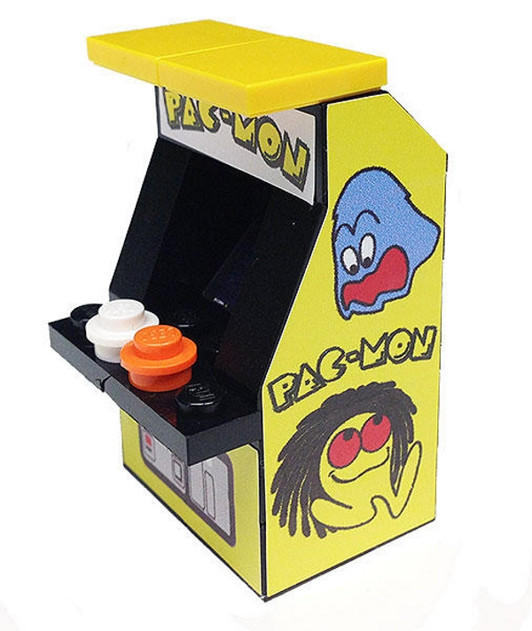 Pac-Mon