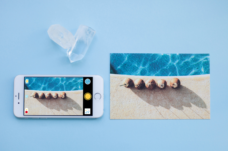Disposable Camera App, A Mobile App That Brings the Simplicity of Disposable Cameras to the Smartphone