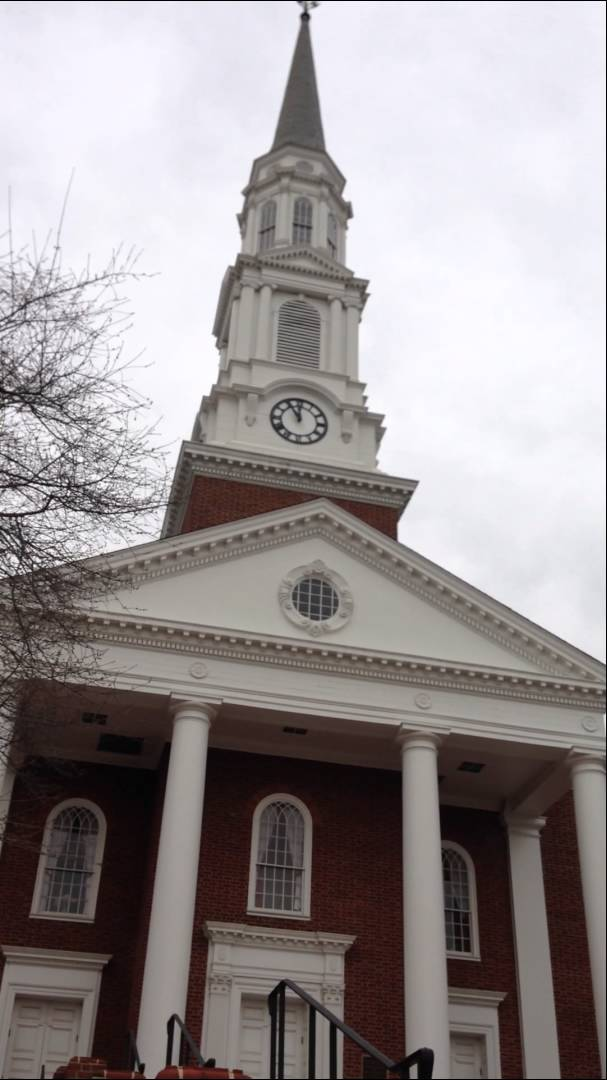 The University of Maryland Memorial Chapel Plays 'The Imperial March' From 'Star Wars' on the Church Bells