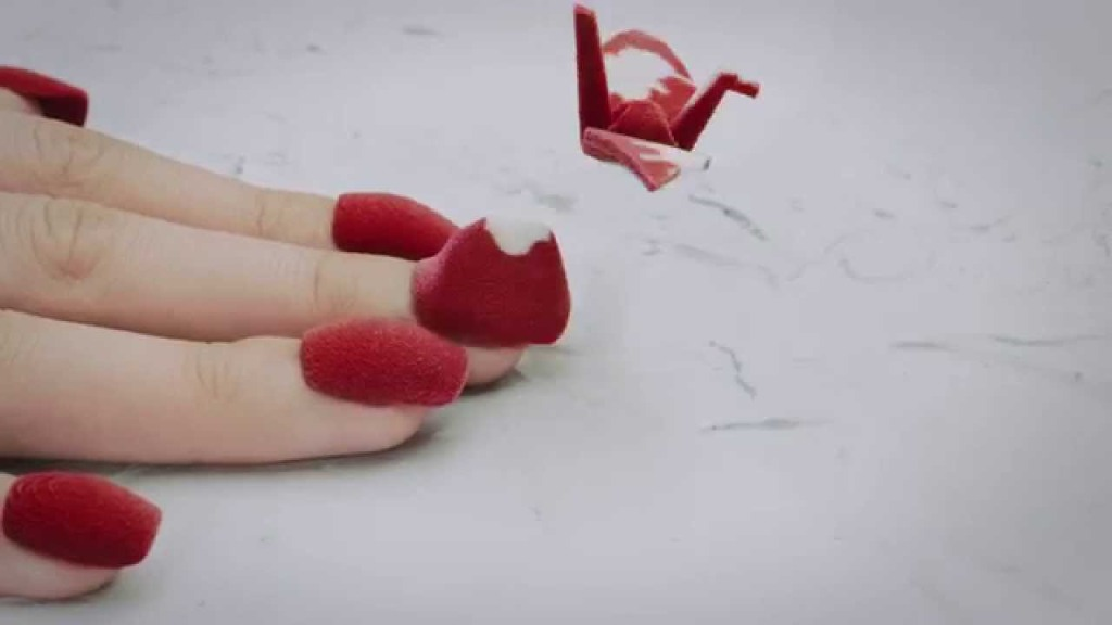'Transforming', A Whimsical Stop-Motion Animated Short Featuring 3D-Printed Fingernails