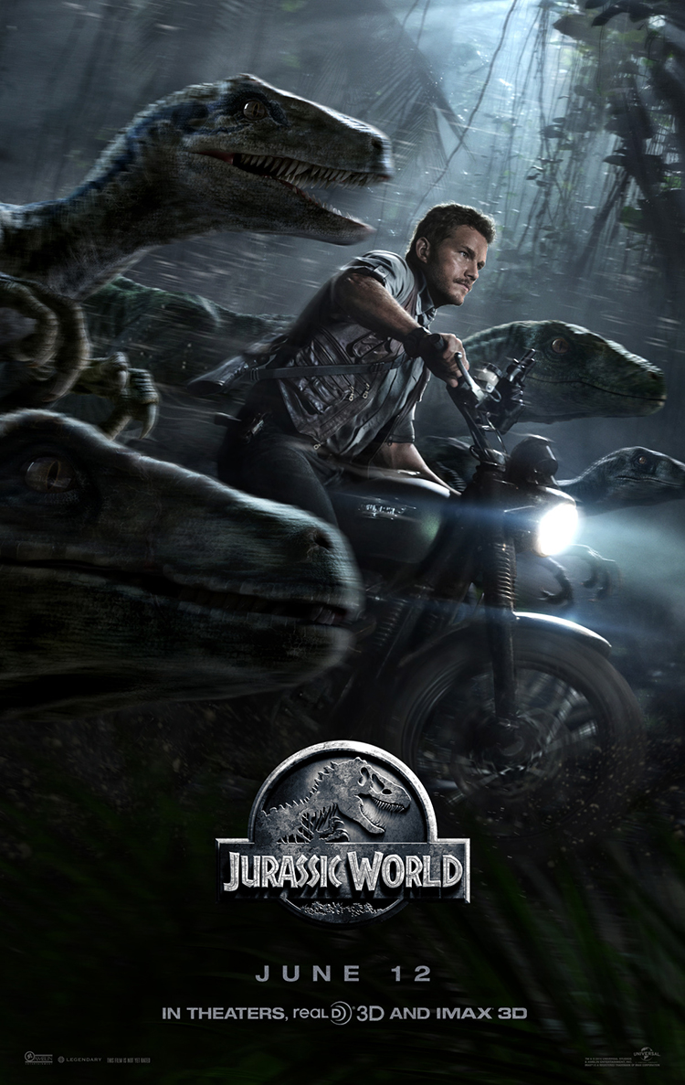 A Genetically Modified, Highly Intelligent T-Rex Breaks Free and Wreaks Havoc in New Trailer for 'Jurassic World'