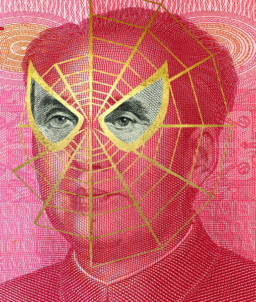 Spiderman - Mao Zedong