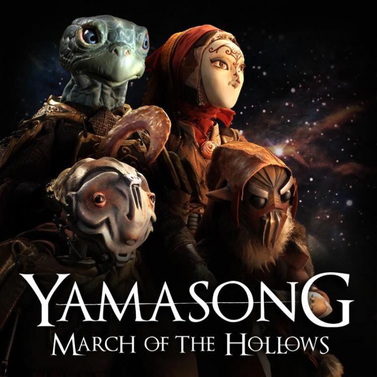 Yamasong characters