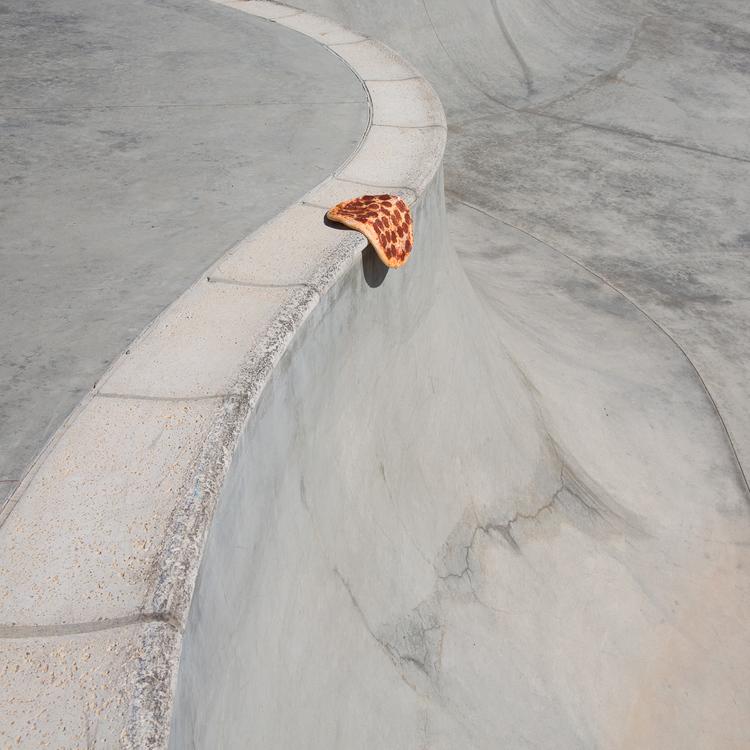 pizza at skatepark