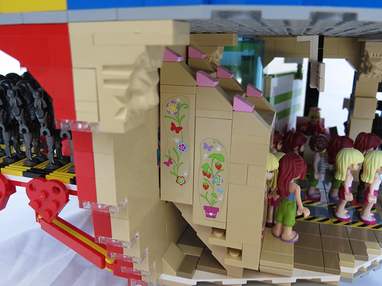 Friends LEGO Death Star