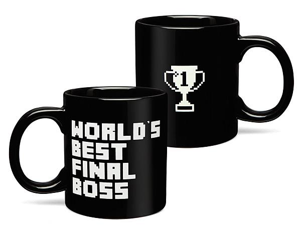World's Best Final Boss Mug
